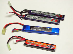Overview of Airsoft Batteries