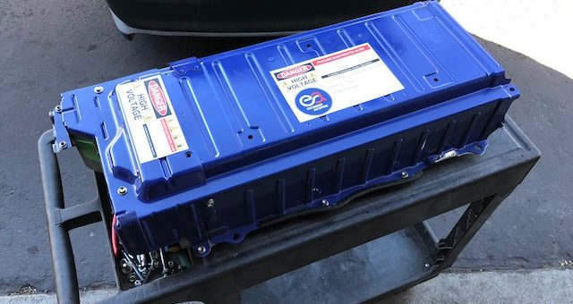 Repair Your Hybrid Battery