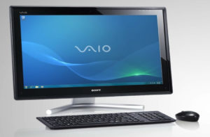 Latest Touch Technology With Sony VAIO L Series All In One