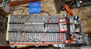 A Hybrid Battery Replacement