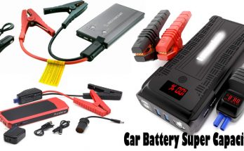Do I Want a Car Battery Jump Starter or perhaps a Super Capacitor?