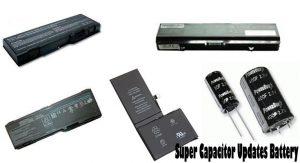 Super Capacitor Updates Battery in Lithium Diaphragm
